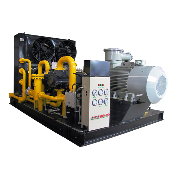 Gas Injection Compressor Package